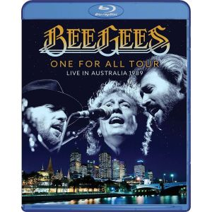 THE BEE GEES: ONE FOR ALL TOUR - LIVE IN AUSTRALIA [1989] (BLU-RAY)
