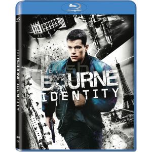 THE BOURNE IDENTITY - ΧΩΡΙΣ ΤΑΥΤΟΤΗΤΑ Bullet Special Edition (BLU-RAY)