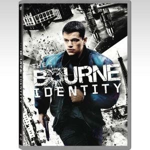 THE BOURNE IDENTITY Bullet Special Edition (DVD)