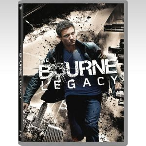 THE BOURNE LEGACY Bullet Special Edition (DVD)