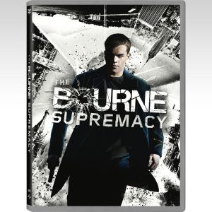 THE BOURNE SUPREMACY - ΣΤΗ ΣΚΙΑ ΤΩΝ ΚΑΤΑΣΚΟΠΩΝ Bullet Special Edition (DVD)