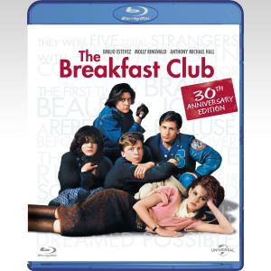 THE BREAKFAST CLUB 30th Anniversary Edition - THE BREAKFAST CLUB 30η ΕΠΕΤΕΙΑΚΗ ΕΚΔΟΣΗ (BLU-RAY)