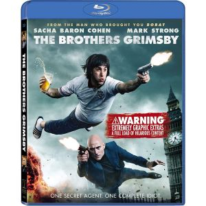 THE BROTHERS GRIMSBY - ΠΡΑΚΤΟΡΑΤΖΑ (BLU-RAY)