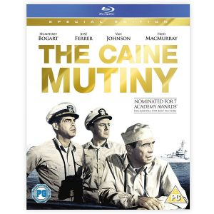 THE CAINE MUTINY Special Edition (BLU-RAY)