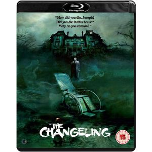THE CHANGELING [1980] [Imported] (BLU-RAY)