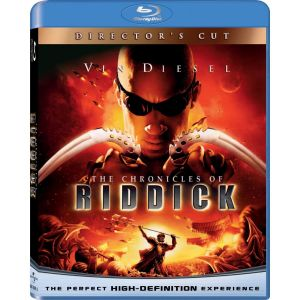 THE CHRONICLES OF RIDDICK DIRECTOR'S CUT - ΤΑ ΧΡΟΝΙΚΑ ΤΟΥ ΣΚΟΤΟΥΣ DIRECTOR'S CUT (BLU-RAY)