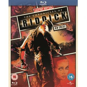 THE CHRONICLES OF RIDDICK Director's Cut - ΤΑ ΧΡΟΝΙΚΑ ΤΟΥ ΣΚΟΤΟΥΣ Director's Cut Limited Edition (BLU-RAY)