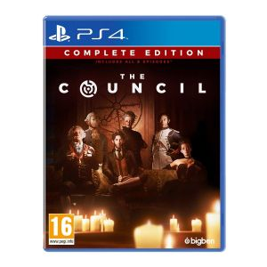THE COUNCIL - Complete Edition (PS4)