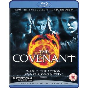 THE COVENANT - Η ΑΔΕΛΦΟΤΗΤΑ ΤΟΥ ΣΚΟΤΟΥΣ (BLU-RAY)