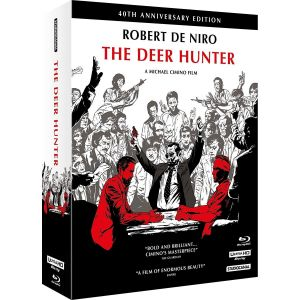 THE DEER HUNTER 4K+2D 40th Anniversary Edition [ΧΩΡΙΣ ΕΛΛΗΝΙΚΟΥΣ ΥΠΟΤΙΤΛΟΥΣ] (4K UHD BLU-RAY + BLU-RAY 2D + BLU-RAY BONUS + AUDIO CD)