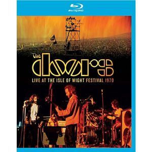THE DOORS: LIVE AT THE ISLE OF WIGHT FESTIVAL [1970] (BLU-RAY)