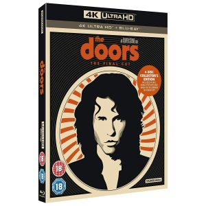 THE DOORS - THE FINAL CUT Collector's Edition 4K+2D [ΧΩΡΙΣ ΕΛΛΗΝΙΚΟΥΣ ΥΠΟΤΙΤΛΟΥΣ] (4K UHD BLU-RAY + BLU-RAY)