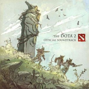 THE DOTA 2 - OFFICIAL SOUNDTRACK (AUDIO CD)