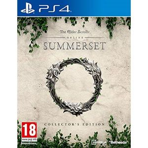 THE ELDER SCROLLS ONLINE: SUMMERSET Collector's Edition (PS4)