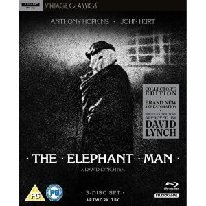 THE ELEPHANT MAN Collector's Edition [ΜΕ ΑΓΓΛΙΚΟΥΣ ΥΠΟΤΙΤΛΟΥΣ] (4K UHD BLU-RAY + BLU-RAY)