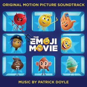 THE EMOJI MOVIE - ORIGINAL MOTION PICTURE SOUNDTRACK (AUDIO CD)
