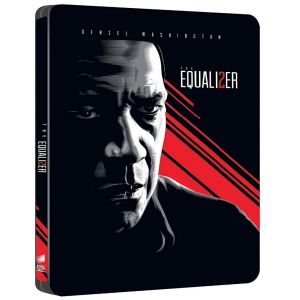 THE EQUALIZER 2 4K+2D Limited Edition Steelbook [Imported] (4K UHD BLU-RAY + BLU-RAY 2D)