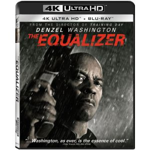 THE EQUALIZER 4K+2D (4K UHD BLU-RAY + BLU-RAY 2D)