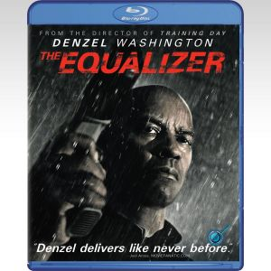 THE EQUALIZER (BLU-RAY) ***SONY EXCLUSIVE***