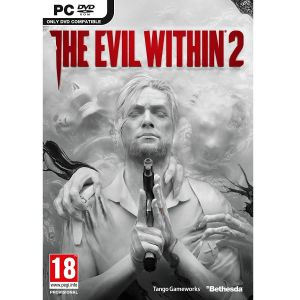 THE EVIL WITHIN 2 + DAY 1 PreORDER BONUS The Last Chance Pack + Metal Poster + Pin Badge Set (PC)