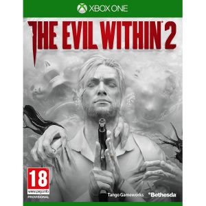 THE EVIL WITHIN 2 + DAY 1 PreORDER BONUS The Last Chance Pack + Metal Poster + Pin Badge Set (XBOX ONE)