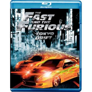 THE FAST AND THE FURIOUS 3: TOKYO DRIFT - ΜΑΧΗΤΕΣ ΤΩΝ ΔΡΟΜΩΝ 3: TOKYO DRIFT (BLU-RAY)