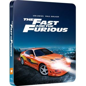 THE FAST AND THE FURIOUS Limited Collector's Edition Steelbook [Imported] (BLU-RAY)