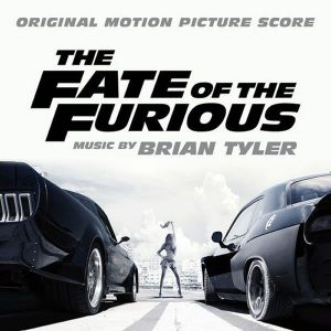 THE FATE OF THE FURIOUS - ORIGINAL MOTION PICTURE SCORE (AUDIO CD)