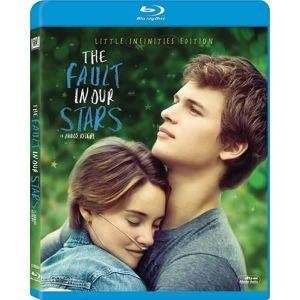THE FAULT IN OUR STARS Extended - ΤΟ ΛΑΘΟΣ ΑΣΤΕΡΙ Extended (BLU-RAY)