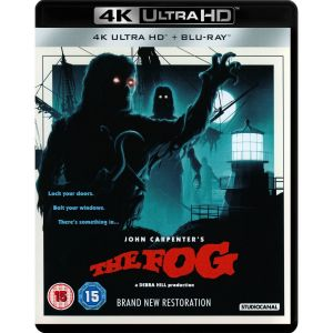THE FOG 4K+2D [Imported] (4K UHD BLU-RAY + BLU-RAY)