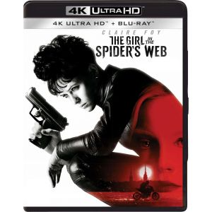 THE GIRL IN THE SPIDER'S WEB 4K+2D - ΤΟ ΚΟΡΙΤΣΙ ΣΤΟΝ ΙΣΤΟ ΤΗΣ ΑΡΑΧΝΗΣ 4K+2D (4K UHD BLU-RAY + BLU-RAY 2D)