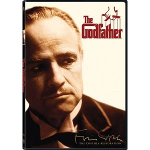 THE GODFATHER I - Ο ΝΟΝΟΣ Ι - Restored (DVD)