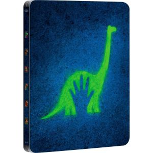 THE GOOD DINOSAUR 3D Limited Edition Steelbook [Imported] (BLU-RAY 3D + BLU-RAY)