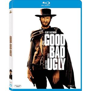 THE GOOD THE BAD AND THE UGLY - Ο ΚΑΛΟΣ Ο ΚΑΚΟΣ ΚΑΙ Ο ΑΣΧΗΜΟΣ (BLU-RAY)