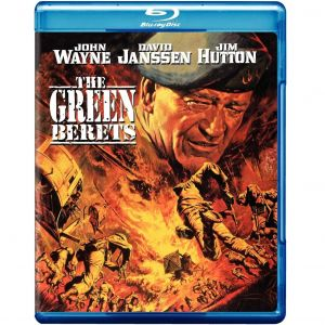 THE GREEN BERETS (BLU-RAY)