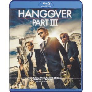 THE HANGOVER PART III - THE HANGOVER 3 (BLU-RAY)
