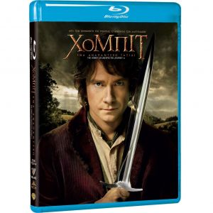 THE HOBBIT: AN UNEXPECTED JOURNEY - THE HOBBIT: ΕΝΑ ΑΝΑΠΑΝΤΕΧΟ ΤΑΞΙΔΙ (BLU-RAY)