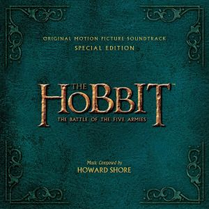 THE HOBBIT: THE BATTLE OF THE FIVE ARMIES - ORIGINAL MOTION PICTURE SOUNDTRACK Special Edition (2 AUDIO CDs)