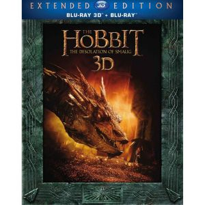 THE HOBBIT: THE DESOLATION OF SMAUG 3D Extended Edition - ΧΟΜΠΙΤ: Η ΕΡΗΜΙΑ ΤΟΥ ΝΟΣΦΙΣΤΗ 3D Extended Edition [ΕΛΛΗΝΙΚΟ] (2 BLU-RAY 3D + 3 BLU-RAY)