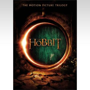 THE HOBBIT: THE MOTION PICTURE TRILOGY Special Slipcase (6 DVDs)