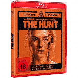 THE HUNT [Imported] (BLU-RAY)