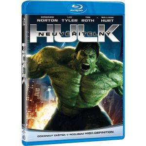 THE INCREDIBLE HULK [Imported] (BLU-RAY)