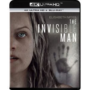THE INVISIBLE MAN 4K [2020] Extended Edition [ΜΕ ΕΛΛΗΝΙΚΟΥΣ ΥΠΟΤΙΤΛΟΥΣ σε 4K] (4K UHD BLU-RAY)