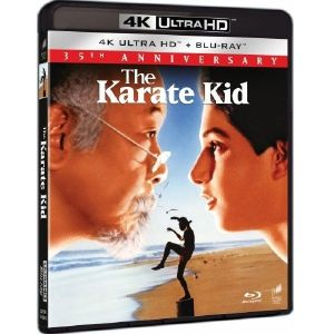 THE KARATE KID 4K+2D 40th Anniversary (4K UHD BLU-RAY + BLU-RAY 2D)