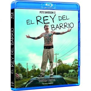 THE KING OF STATEN ISLAND [Imported] (BLU-RAY)