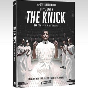 THE KNICK: THE COMPLETE 1st SEASON - THE KNICK: 1η ΠΕΡΙΟΔΟΣ (4 DVDs)