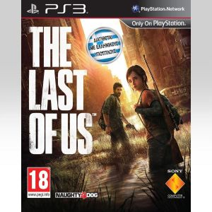 THE LAST OF US [ΕΛΛΗΝΙΚΟ] (PS3)