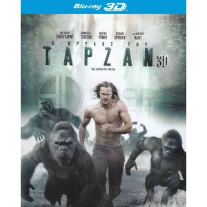 THE LEGEND OF TARZAN 3D (BLU-RAY 3D + BLU-RAY)