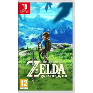 THE LEGEND OF ZELDA: BREATH OF THE WILD (NSW)