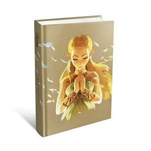 THE LEGEND OF ZELDA: BREATH OF THE WILD The Complete Official Guide - Expanded Edition  [ENGLISH]